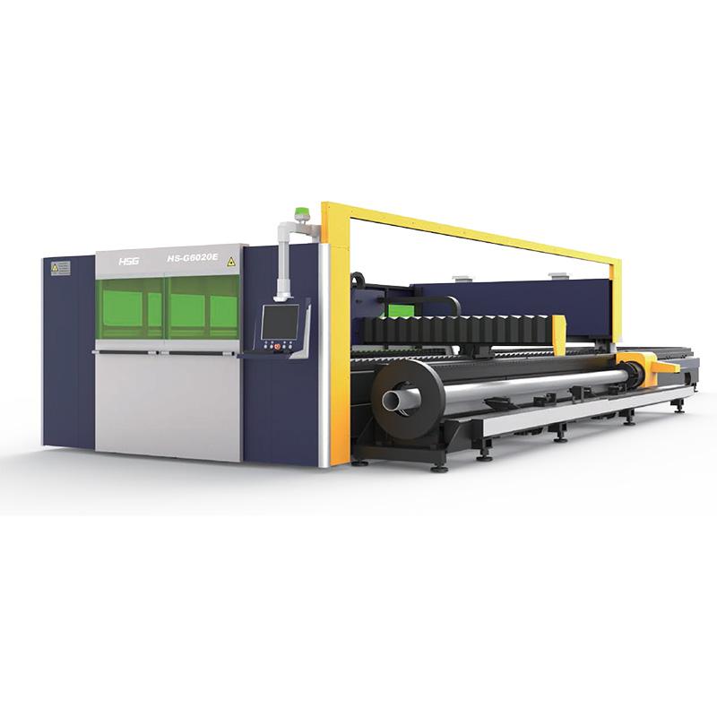 HSG: G6020E Cutting Metal and Sheet