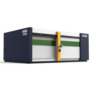 HSG: R30A 3D Robot Fiber Laser Cutting Machine