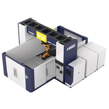 HSG: W30 High-power Seam-tracking and Wire-feeding Laser Welding Machine