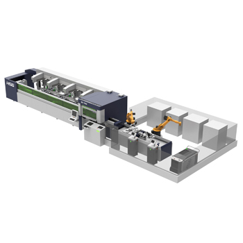 HSG: TP65A Intelligent Tube Production Line