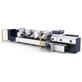 HSG: TM65 small tube fiber laser cutting machine