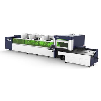 <b>HSG: TP65 5-Axis Tube Fiber Laser Cutting Machine</b>