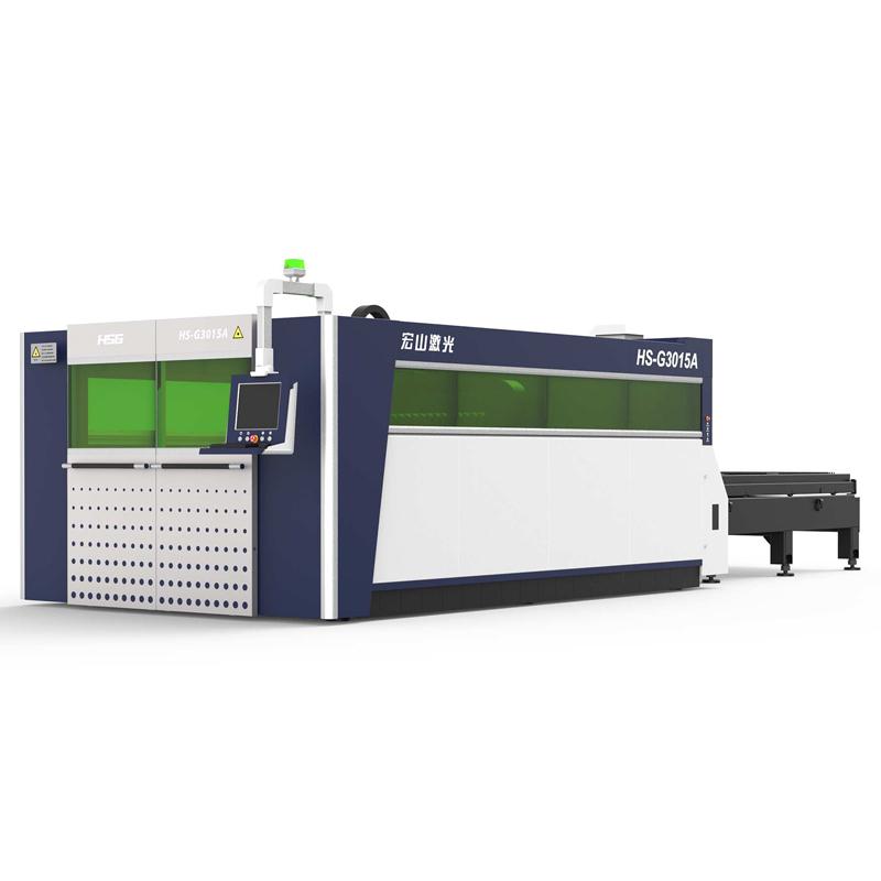 HSG: G3015A cutting metal sheet