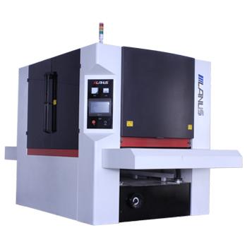 <b>LANUSS: LSP-L800 deburring machine</b>