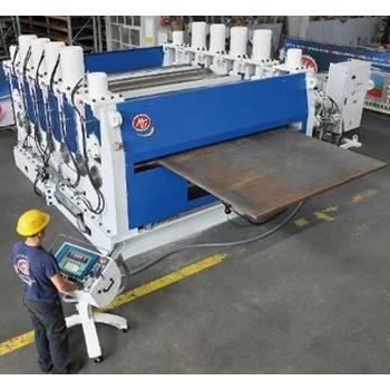 MG: SP 2050 Straigntening Machine