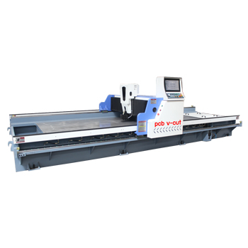 SD V-CUT : RGEK1250x4000 CNC Gantry V-grooving Machine